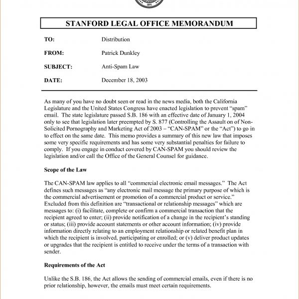 Sample Legal Memo Template  DimonitTk With Regard To Legal Office