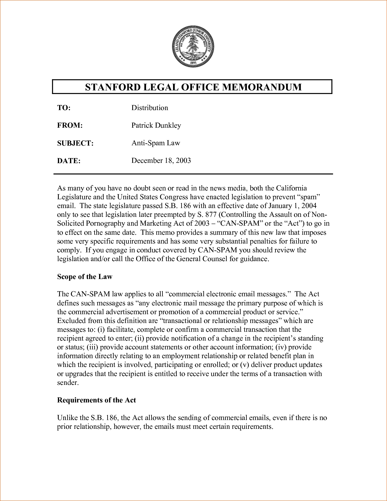 Sample Legal Memo Template - Dimonit.tk with regard to Legal Office Memo Format 22945