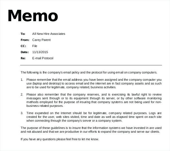 sample memo memorandum sample business word memo memo template throughout memo format examples