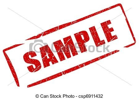 Sample Stamp Clip Art - Search Illustration, Drawings, And Eps within Sample Stamp Clipart 19784