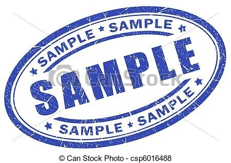 Sample Stamp Stock Illustration - Search Eps Clip Art, Drawings inside Sample Stamp Clipart 19784