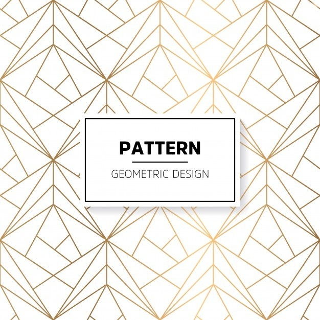 Shiny Geometric Shapes Pattern Vector | Free Download in Geometric Shapes Patterns 23917