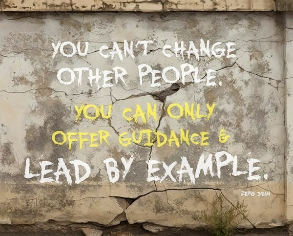 The Importance Of Leading By Example | Live To Lead with regard to Lead By Example People 19704