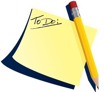 Things To Do List Clipart – Clip Art Bay Regarding Things To Do for Things To Do List Clipart 22234