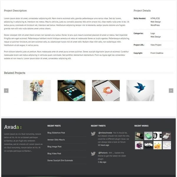 Typography Options – Theme Fusion Within Website Copyright Example in Website Copyright Example 21401