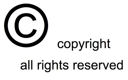 Video Copyright: How To Avoid Getting Sued / Digitalgov - Building throughout Copyright Logo Example 21391