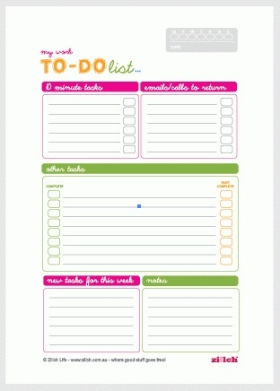 Work To Do List - Fieldstation.co inside Printable To Do Lists For Work 20248