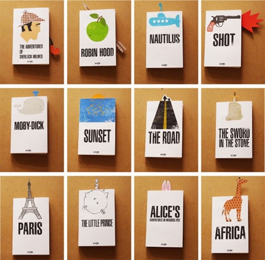 10 Beautiful Examples Of Bookmark Design | Bookmarks, Typography with Bookmarks For Books Designs 27943