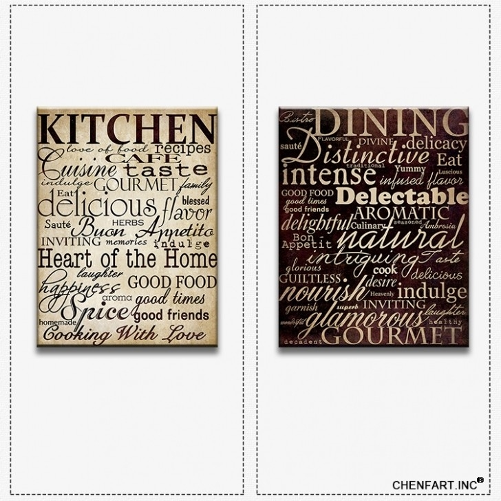 10 Best Collection Of Kitchen Canvas Wall Art pertaining to Kitchen Wall Art Canvas 26584
