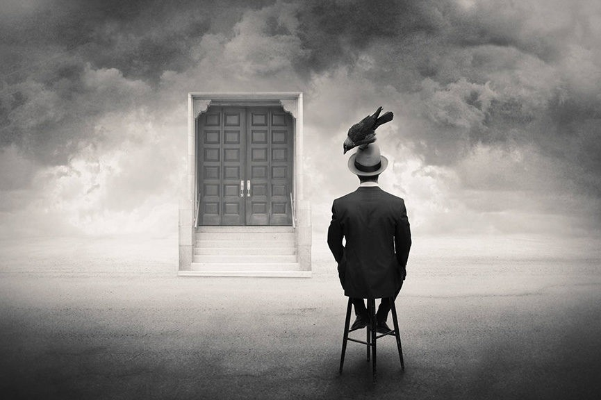 10 Stunning Surreal Photography Examples You Have To Check Out intended for Black And White Surreal Photography 29814