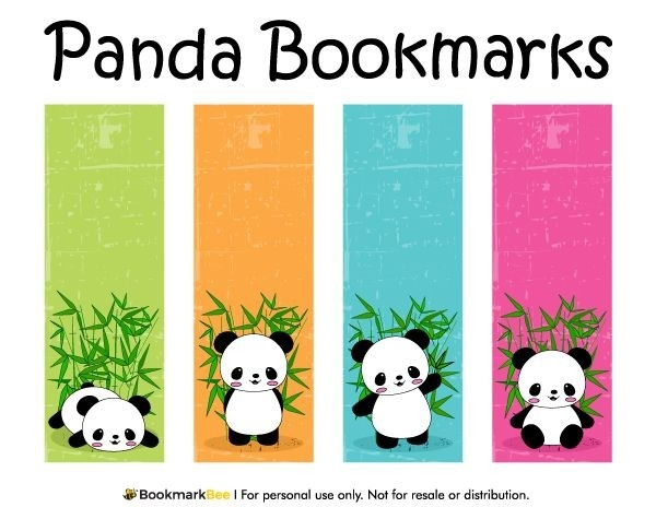 100 Best Printable Bookmarks At Bookmarkbee Images On inside Bookmark Background Designs For Kids 26634