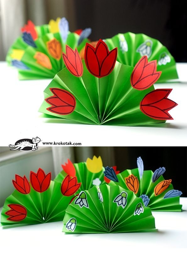 129 Best Spring Art And Craft Activities Images On Pinterest pertaining to Creative Arts And Crafts Ideas For Kids 29160
