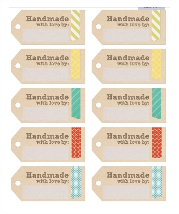 15+ Free Label Templates – Free Sample, Example Format Download within Label Templates Free Download 26553