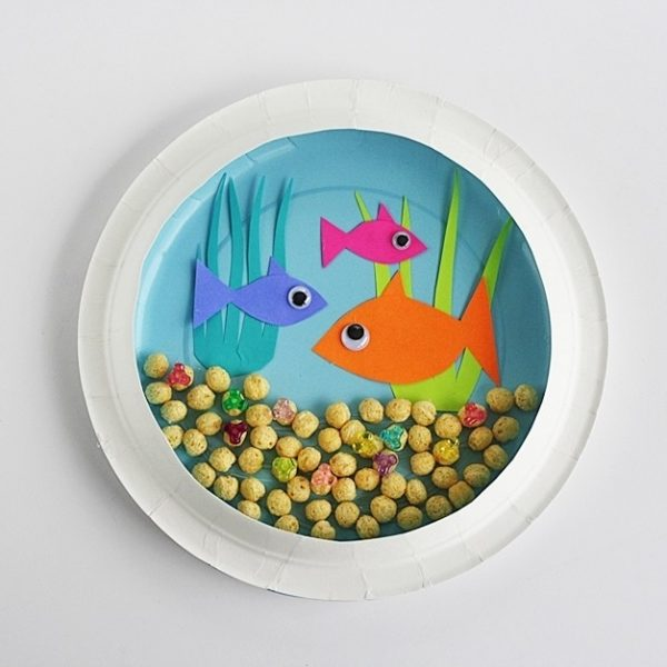 16 Easy And Fun Diy Paper Plate Crafts Shelterness Intended For