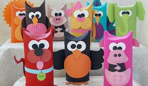 18 Toilet Paper Roll Crafts | Creative Child Within Tissue Paper for Tissue Paper Roll Crafts Animals 29098