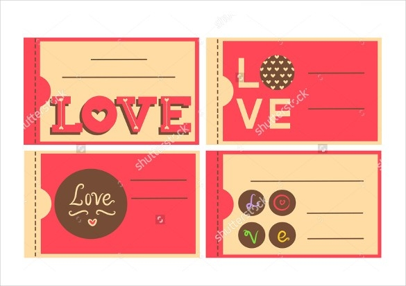 21+ Love Coupon Templates – Free Sample, Example, Format Download regarding Love Coupon Template Download Free 30288