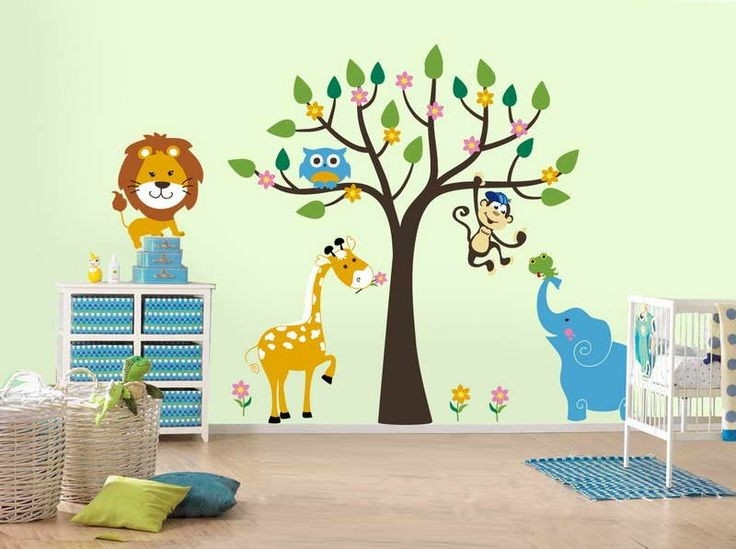 25 Best Create Your Own Wall Decal Images On Pinterest | Removable in Wall Art Ideas For Kids Bedroom 30023