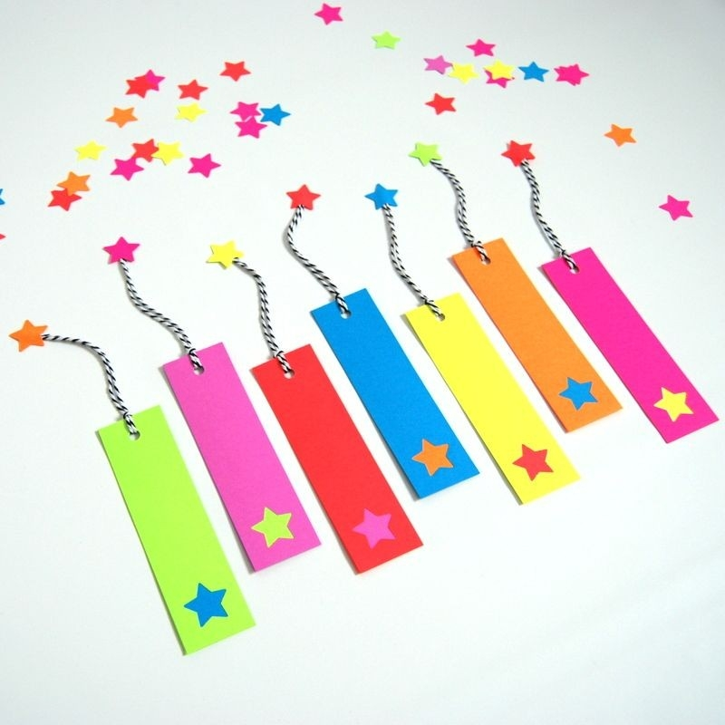 25 Different Ways To Make And Create Your Own Bookmarks pertaining to Creative Bookmark Designs For Kids 29692