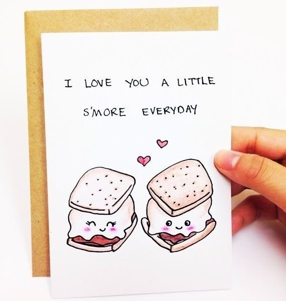 25 Unique Cute Valentines Day Cards Ideas On Pinterest Inside