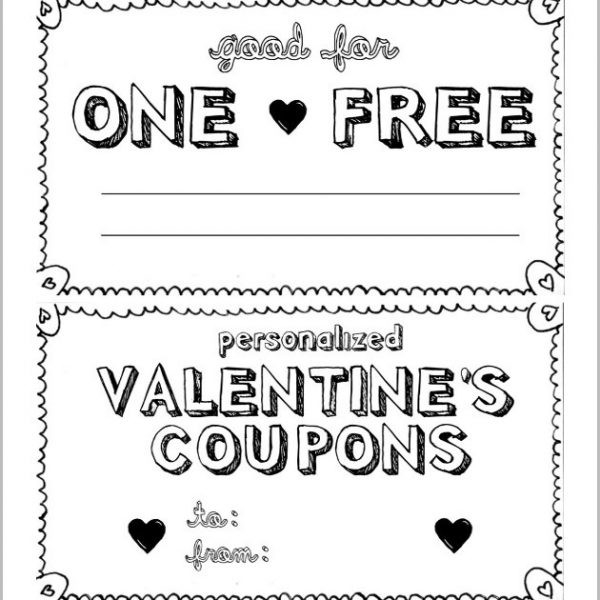 28+ Homemade Coupon Templates – Free Sample, Example, Format in Homemade Coupon Design 30338