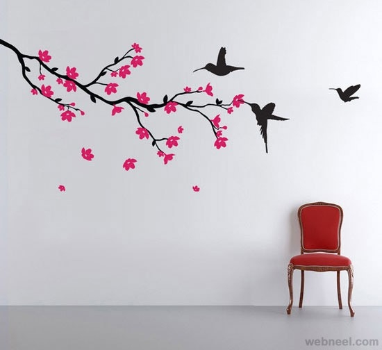 30 Beautiful Wall Art Ideas And Diy Wall Paintings For Your inside Easy Wall Art Painting Ideas 29804