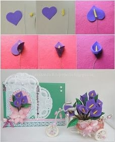 34 Best Foam Images On Pinterest | Jelly Beans, Cold Porcelain And with Handmade Paper Crafts Tutorial 27626