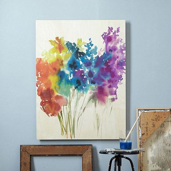 36 Diy Canvas Painting Ideas - Diy Joy regarding Wall Art Painting For Dorm 30084