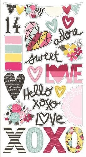 61 Best Stickers For Scrapbook Images On Pinterest | Stickers for Love Stickers For Scrapbooking 25883