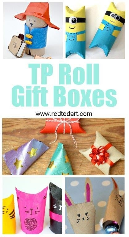 79 Cool Toilet Paper Roll Crafts You Need To See! - Red Ted Art's Blog pertaining to Tissue Paper Roll Crafts 27523