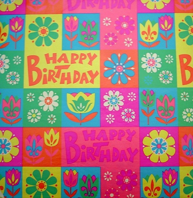 84 Best Vintage Wrapping Paper Images On Pinterest | Vintage intended for Birthday Gift Wrapper Design Pattern 29522