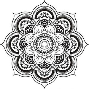 843 Free Mandala Coloring Pages For Adults within Detailed Mandala Coloring Pages For Adults 29491