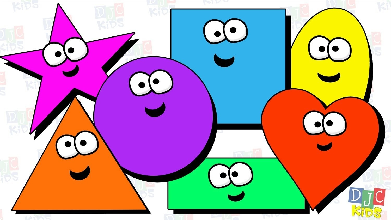 A Fun Simple Childrens Video To Learn Shape Names For Preschool intended for Shapes Names For Kids 25683