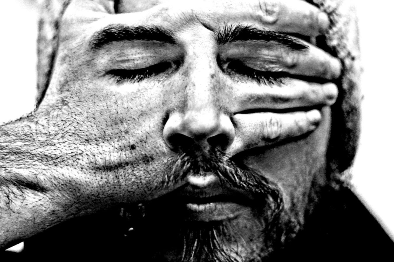 Abstract Faces Black And White | Img Need | Art Pieces | Pinterest inside Black And White Abstract Photography Of People 28042
