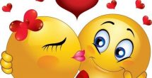 Smileys Emoticons Animated Kiss
