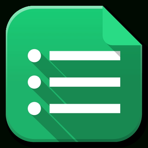 Apps Google Drive Forms Icon | Flatwoken Iconset | Alecive throughout Google Forms Icon 24694
