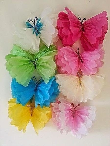 Art And Craft For Kids With Tissue Paper | Ye Craft Ideas With intended for Easy Tissue Paper Crafts For Kids 27490