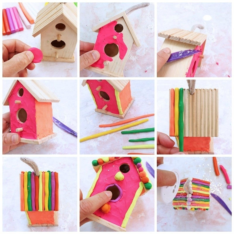 Art And Craft Ideas For Home Step By Step | World Of Example inside Crafts For Kids To Do At Home Step By Step 27816