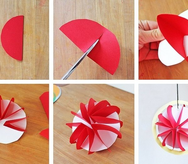 Art And Craft Work With Paper Step By Step Craft Get Ideas