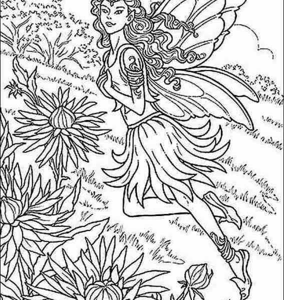 Artistic Adult Coloring Posters And Designs, Complex Pictures And ...