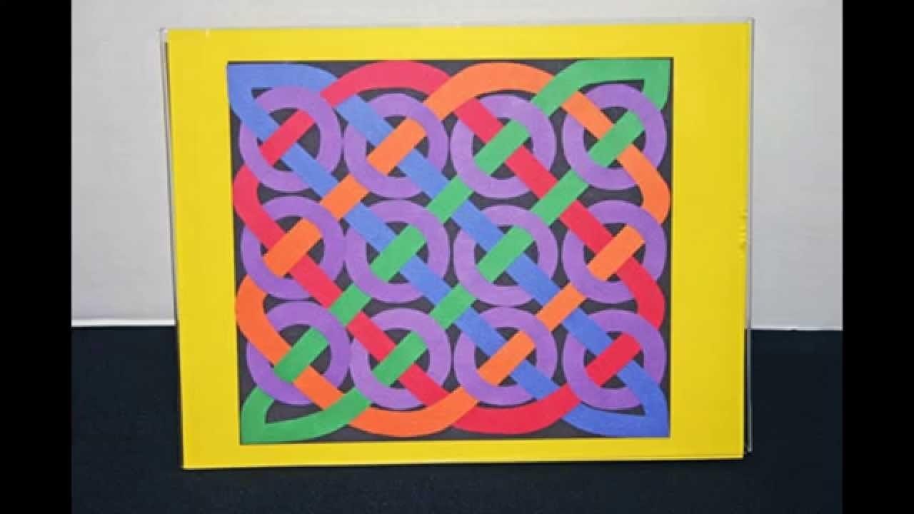 Arts And Crafts With Construction Paper - Home Art Design regarding Construction Paper Designs 28658