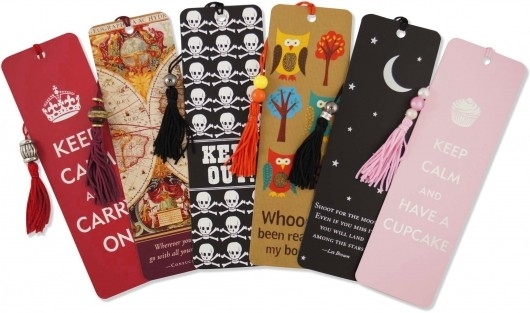 Beaded Bookmarks, Cool Bookmarks throughout Bookmarks For Books Designs 27943