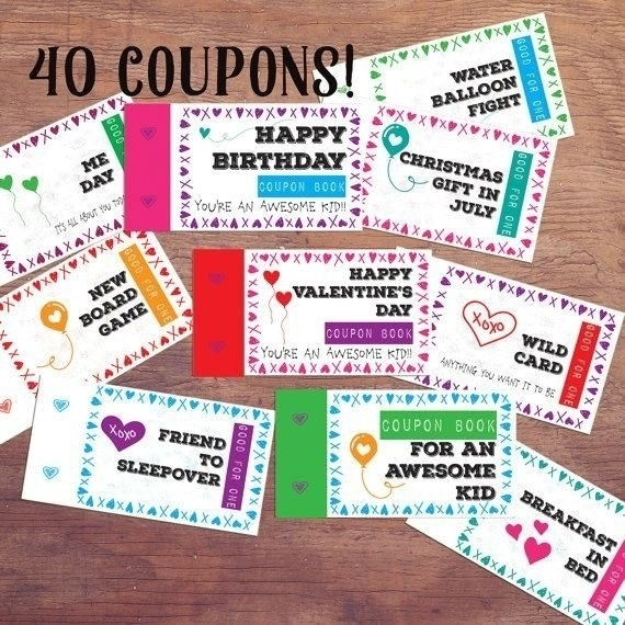 Birthday Coupon Ideas For Friend | World Of Example in Birthday Coupon Ideas For Friend 30328