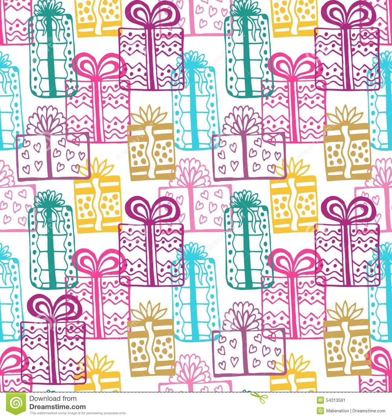 Birthday Gift Wrapper Design Pattern | World Of Example within Birthday Gift Wrapper Design Pattern 29522