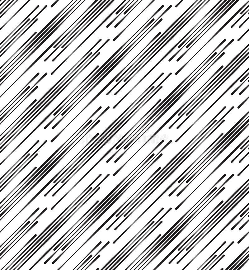 Black And White Abstract Geometric Vector Seamless Pattern. Stock intended for Black And White Abstract Texture 28074