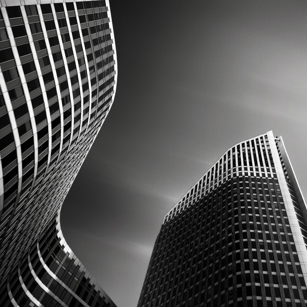 Black And White Architecture Photography By Joel Tjintjelaar throughout Black And White Architecture Photography 29907