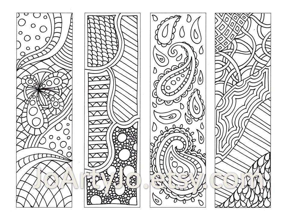 Black And White Bookmarks To Print Free - Printable 360 Degree in Cool Bookmarks To Print Black And White 29582