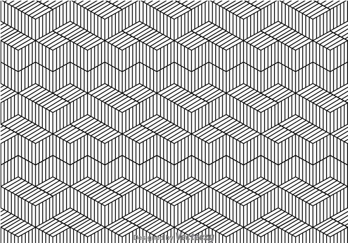 Black And White Line Pattern - Download Free Vector Art, Stock with regard to Simple Black And White Line Patterns 28053