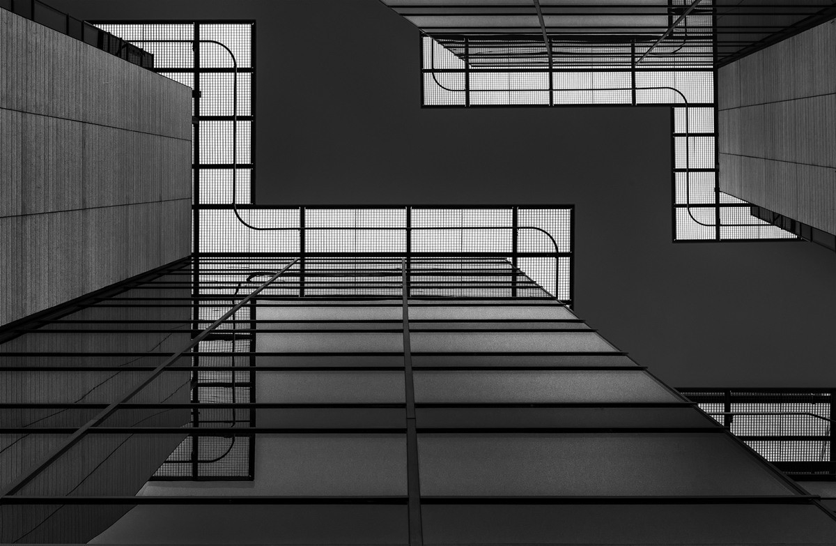 Black And White Modern Architecture Photography | World Of Example inside Black And White Modern Architecture Photography 28085