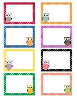 Blank Labels For Kids   World Of Example inside Blank Labels For Kids 29381