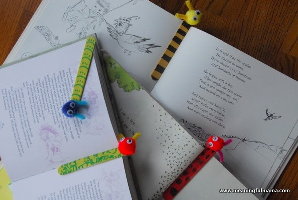 Book Buddies Diy Book Marks inside Homemade Bookmarks For Books 27965